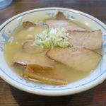 札幌らーめん 大心 - 塩ももチャーシュー麺(920円)
