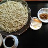 Sobadokorokaede - 料理写真:十割そば