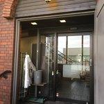 近江牛レストラン ティファニー - 入口