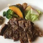 近江牛レストラン ティファニー - 料理写真:近江牛のステーキランチ