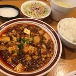79055251 - 麻婆豆腐セット