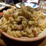 もつ焼き 煮込み 楓 - マカロニサラダの味はうっちゃんにそっくりで旨い!!