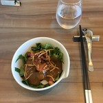 LUCIS GARDEN - チョップドサラダ マンゴーのソース