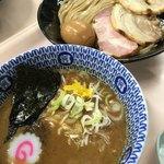 中華蕎麦 とみ田 - 濃厚つけめん+特製トッピング('18/01/07)