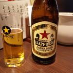 小肥羊  - サッポロラガービール