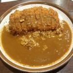 CoCo壱番屋 - 料理写真:手仕込豚ヒレ勝つカレー【2018.1】