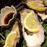 鈴喜福太郎 - 生牡蠣
