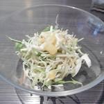 Cin.na.mon - カレーのミニサラダ