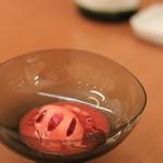 シエル エ ソル - 苺のアイス