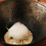 シエル エ ソル - 三輪素麺とムール貝