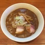 麺屋 清水 - 魚介らーめん(720円)