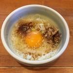 麺屋 清水 - まかない飯(250円)