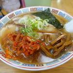 カナキン亭本舗 - カナキンチャーシュー麺中盛り