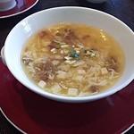 79064445 - 牛肉と豆腐のスープ