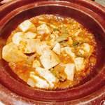 SESSION - カレーソース麻婆豆腐