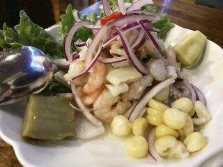 ペルー料理 ミラフローレス 渋谷桜ヶ丘店