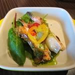 GYOZA8 - イタリアンな海老餃子
