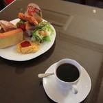 cake&cafe MILK - 料理写真:ミルクのモーニング 650円