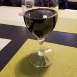 くろーば~+1 - ドリンク写真:赤ワイン 300円