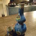 炭焼 芹生 - 京都の地酒