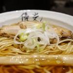 79069738 - 真竹。醤油ラーメン
