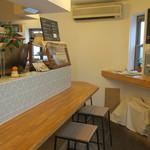 モス コア コーヒー - コージーな空気感のコーヒースタンド3
