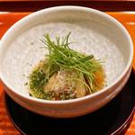 いち太 - 甘鯛若狭焼き(うろこ焼き)