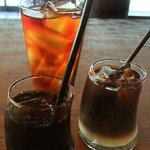 グローブテラス - コーヒー、紅茶などのドリンクメニューも!!