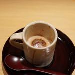 いち太 - 和栗のババロア