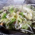 79071321 - 野菜炒め(200円)です。