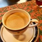 モリソン万年筆&カフェ - コーヒーも美味しい♬