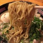 Muteppou - 縮れ太麺
