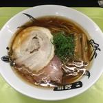 中華蕎麦 とみ田 - 「中華そば(醤油)」864円