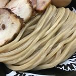 中華蕎麦 とみ田 - 心の味製麺の旨い麺