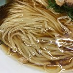 中華蕎麦 とみ田 - 中華そばの新麦春よ恋モチモチ麺