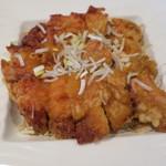唐苑 - 油淋鶏 定食2