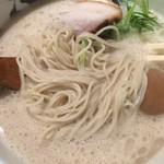 79079036 - 特濃ら〜めん+半熟煮玉子