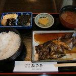 みさき - 煮魚定食
