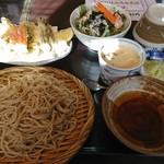 そば処 満屋 - 料理写真:
