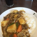 カレーハウス CoCo壱番屋 - ハーフカレー野菜TP