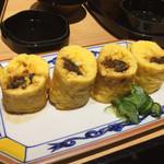 Hitsumabushinagoyabinchou - う巻き も 食べてみるん♪
