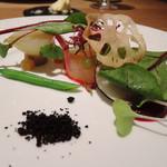 LIAISON - 野菜の炊き合わせ