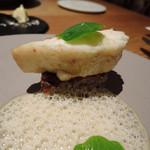LIAISON - 島根県産天然真鯛のポワレ ソース・コキャージュ