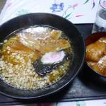 どんぐり屋 - 料理写真:ラーメンと豚丼のセット