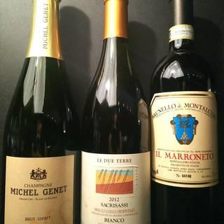 コンディション最高のクオリティ・ワイン