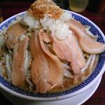 明神 角ふじ - バカ豚