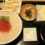 白えび亭 - 白えび刺身丼