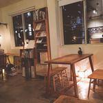 wad omotenashi cafe - 店内