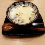 79089513 - 渡蟹の茶碗蒸し
