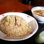 しらかば - 料理写真:五目チャーハン ¥750